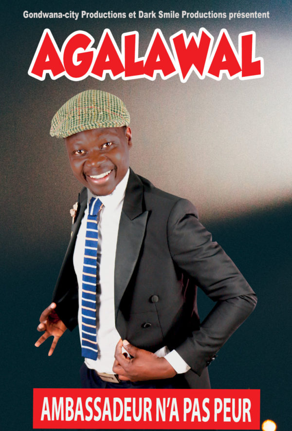 spectacle video humour africain agalawal