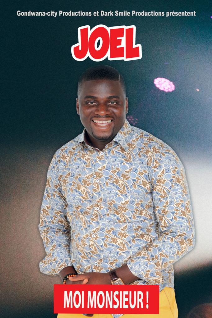 video humoriste africain Joël