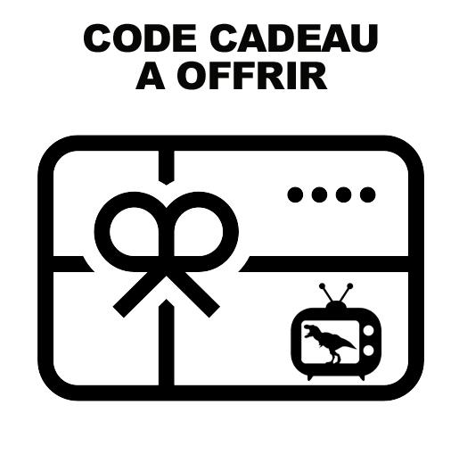 code cadeau à offrir